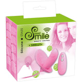 Sweet Smile Remote Control Shelly Vibrator