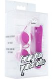 Toyjoy Funky Duo Power Balls