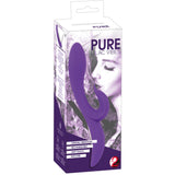 You2Toys Pure Lilac Vibes Dual Motor