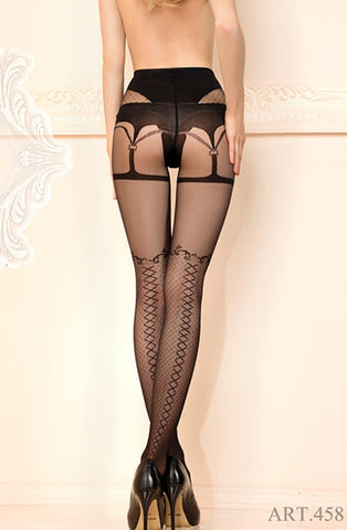 Ballerina 458 Tights | Angel Clothing