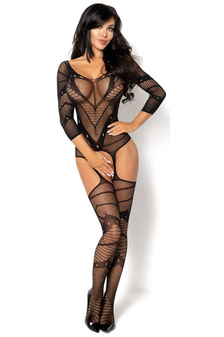 Beauty Night Esmeralda Bodystocking