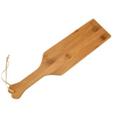 Bound to Please Bamboo Spanking Paddle