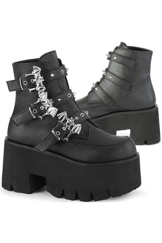 Demonia ASHES-55 Boots