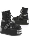 Demonia DAMNED-116 Boots Black