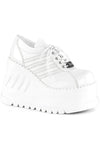 Demonia STOMP 08 Shoes White