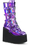 Demonia SWING 230 Boots Purple