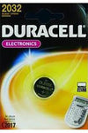 Duracell 2032 Button Cell Battery