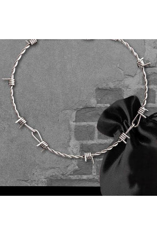 Echt etNox Barbed Wire Necklace