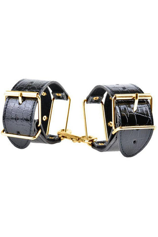 Fetish Fantasy Gold Love Cuffs