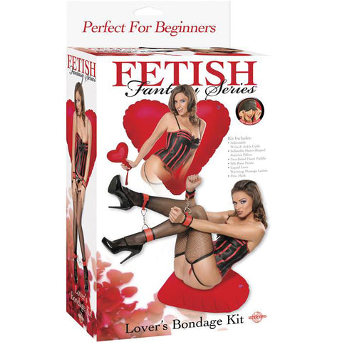 Fetish Fantasy Lovers Bondage Kit - Fetshop