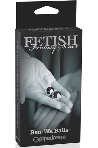 Fetish Fantasy Series, Ben Wa Balls