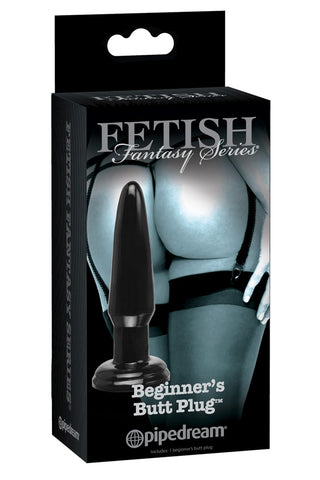 Fetish Fantasy Beginner's Butt Plug
