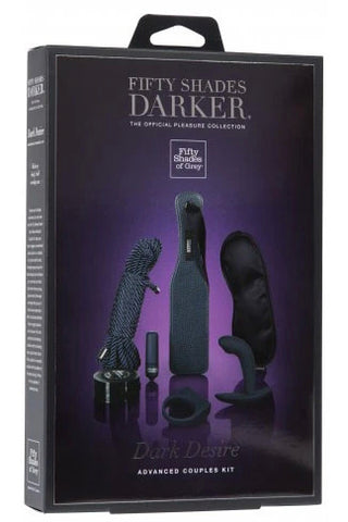 Fifty Shades Darker Dark Desire Advanced Kit