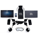 Fifty Shades Of Grey Hard Limits Bed Restraint Kit - Fetshop