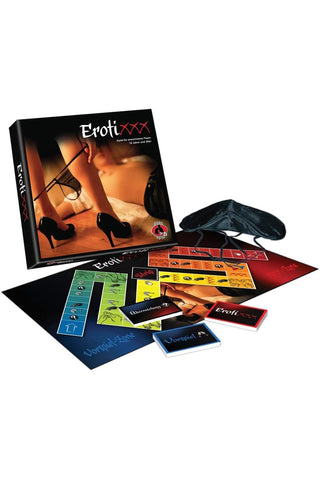 Gigimax Erotixxx Board Game (German)