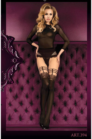 Hush Hush by Ballerina Tights 394