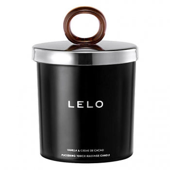 Lelo Massage Candle - Vanilla and Creme de Cacao - Fetshop