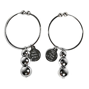 Fifty Shades Of Grey Pleasure and Pain Nipple Rings - Fetshop