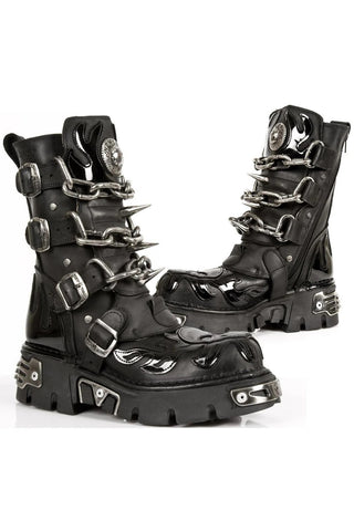 New Rock 727 S1 Boots
