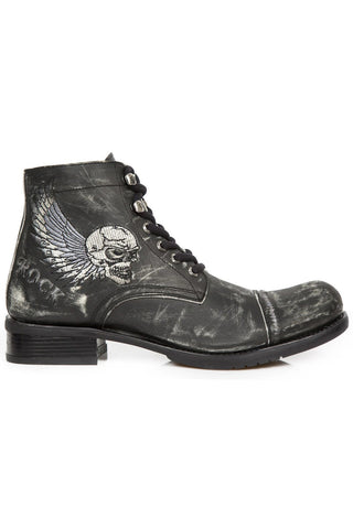 New Rock Biker Boots M.GY31-S10