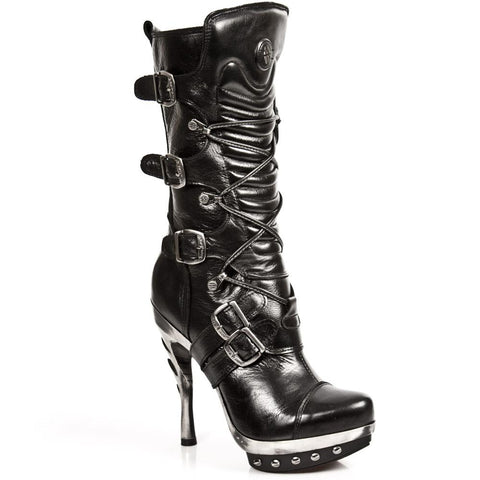 New Rock PUNK001 Boots