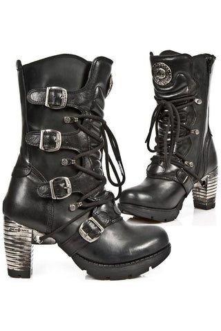 New Rock Ladies Boots M.TR003-S1