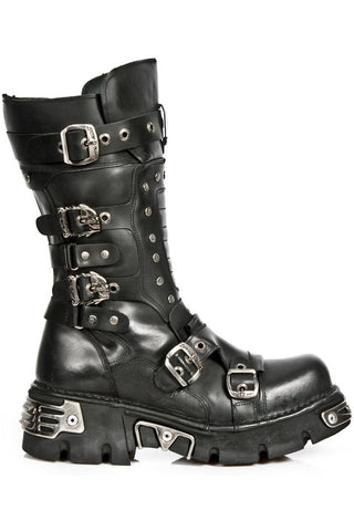 New Rock Toberas Boots with Reactor Sole M.1020-S2