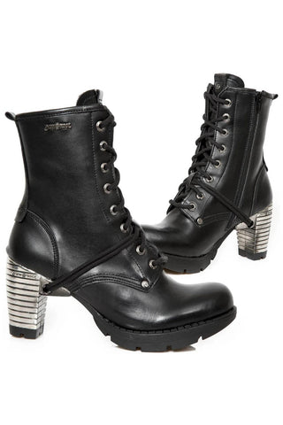 New Rock Vegan Ankle Boots M.TR001-VS56