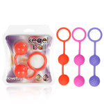 Orange Kegel Balls - Fetshop