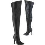 Pleaser Pink Label SEDUCE-3000WC Boots Matte