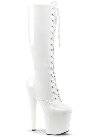 Pleaser TABOO 2023 Boots White
