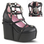 Demonia POISON-25-1 Shoes