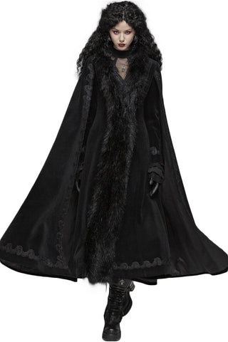 Punk Rave Royal Darkness Coat