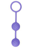 Purple Kegel Balls