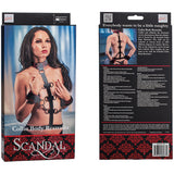 Scandal Collar and Cuffs Body Restraint - Fetshop