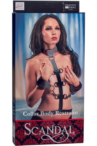 Scandal Collar and Cuffs Body Restraint