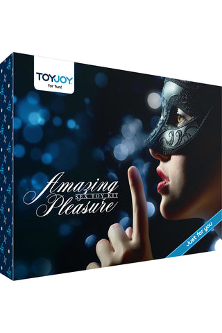 Toy Joy Amazing Pleasure Sex Toys Kit