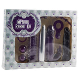 Toy Joy Imperial Rabbit Kit Dark Sparkly Purple - Fetshop