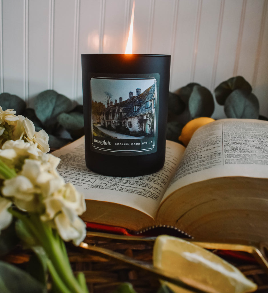 English Countryside Candle