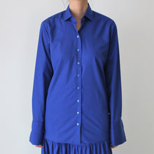 Royal Blue Global Babe Shirt