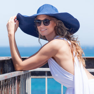 Navy Strong Sun Hat