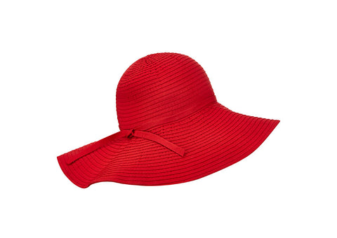 Red Small Hat