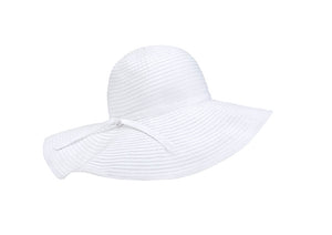 White Small Hat