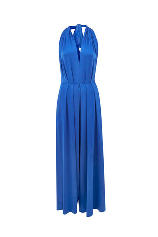 Royal Blue Saint Tropez Signature Jumpsuit