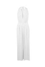 White Saint Tropez Signature Jumpsuit