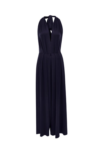 Navy Saint Tropez Signature Jumpsuit