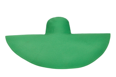 Green La Plage Hat(Super Large)