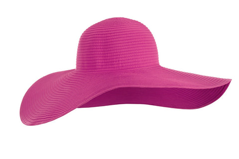 Pink Strong Sun Hat