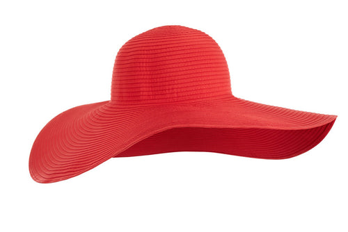 Red Strong Sun Hat