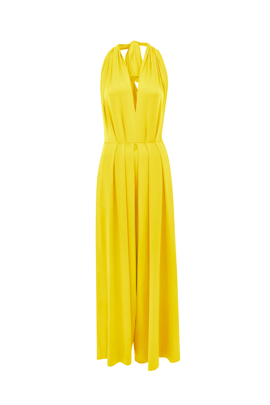 Yellow Saint Tropez Signature Jumpsuit